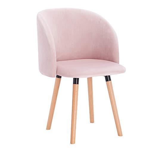woltu silla de comedor nordica estilo vitage
