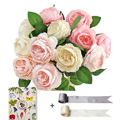 ramo de flores vintage para novia