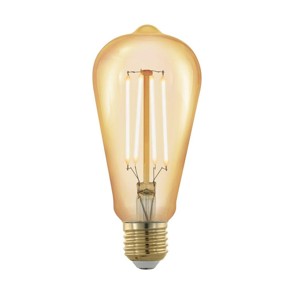 Bombilla LED ajustable Golden Age 4 W 6,4 cm 11696